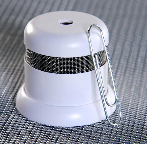 World's Smallest Smoke Alarm