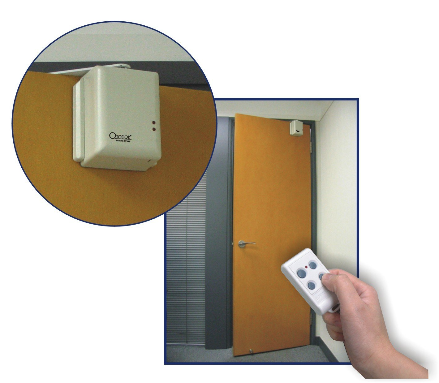 sc 1 st  Aartech Canada Blog & Use Insteon or Zwave to Open An Interior Door Automatically