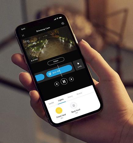 Ring Smart Lighting App